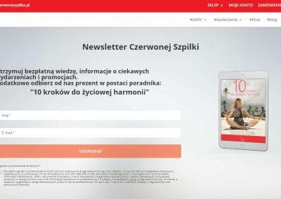 czerwonaszpilka-strona-glowna-newsletter